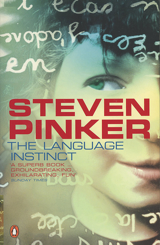 Book Review: The Language Instinct by Steven Pinker – …And