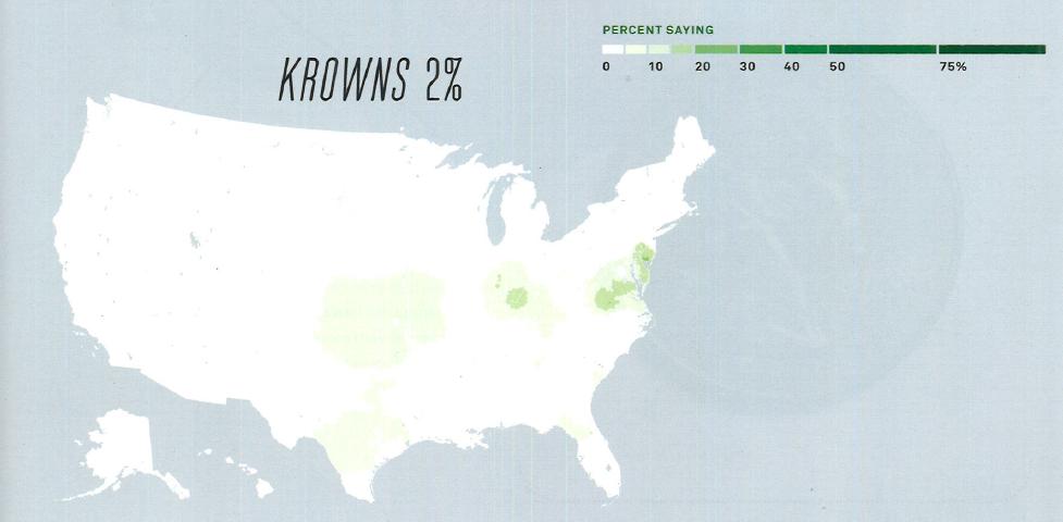 krown crayons in Speaking American page 107